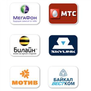 Операторы сотовой связи Акбулака