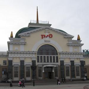 Железнодорожные вокзалы Акбулака