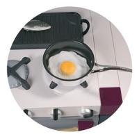 Кафе Жемчужина - иконка «кухня» в Акбулаке